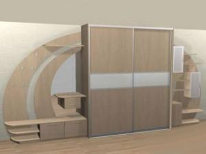 Изготовление корпусной мебели и шкафов купе