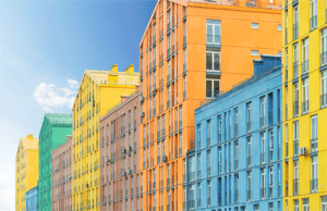 Как подобрать краску для фасада